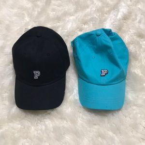 PINK Victoria's Secret Hat Lot (Set of Two)